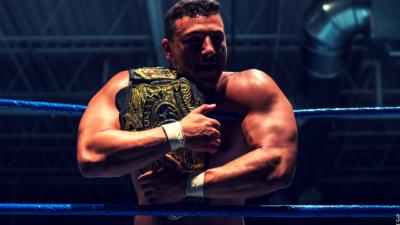World Heavyweight Champion Matt Vine Wins a Non-Title Matchup at PPW231