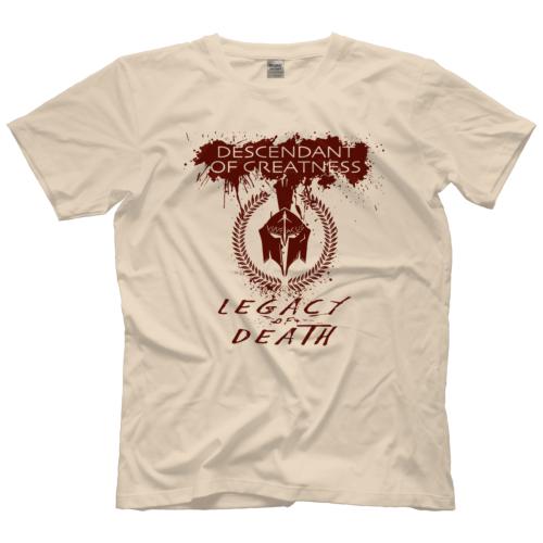 Get the official t-shirt of PPW Heavyweight Champion Matt Vine
